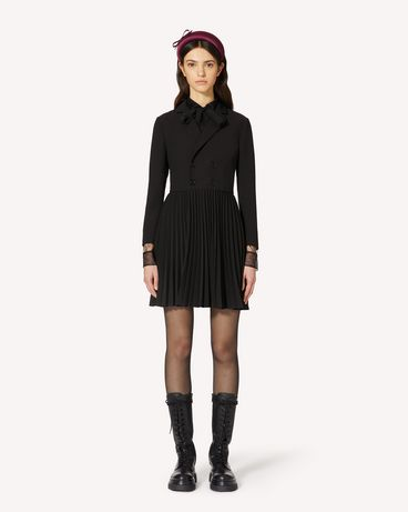 REDValentino UR0VAV305DC 0NO 短款连衣裙 女士 f