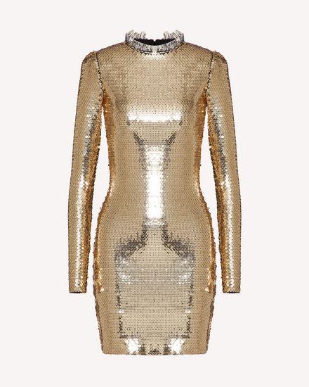 REDValentino 短款连衣裙 女士 UR0MJ05S5HW O95 a