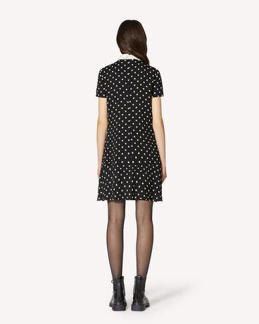 REDValentino UR0VAF055L7 0NO 短款连衣裙 女士 r