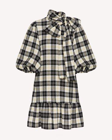 REDValentino UR0VAT605CW 0NO 短款连衣裙 女士 a