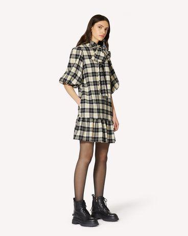 REDValentino UR0VAT605CW 0NO 短款连衣裙 女士 d