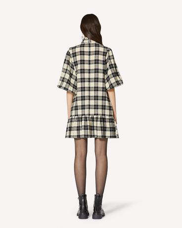 REDValentino UR0VAT605CW 0NO 短款连衣裙 女士 r