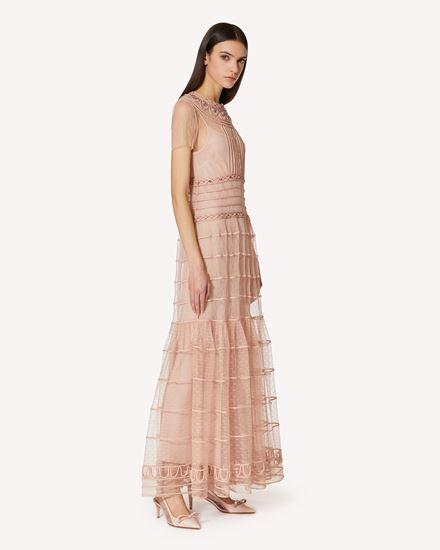 REDValentino 长款与中长款连衣裙 女士 VRCVA09A55N 377 d