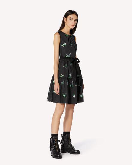 REDValentino 长款与中长款连衣裙 女士 VR3VAW205M7 0NO d