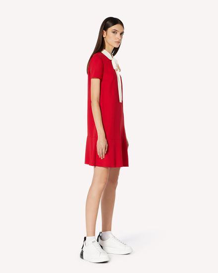 REDValentino 短款连衣裙 女士 VR3VAF050W7 LE0 d