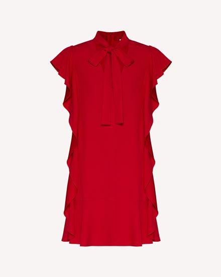 REDValentino 短款连衣裙 女士 VR3VAW950F1 L58 a