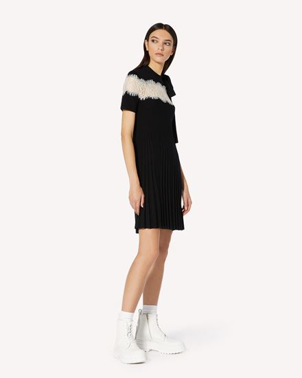 REDValentino 短款连衣裙 女士 VR3KD01V5PC 0NA d