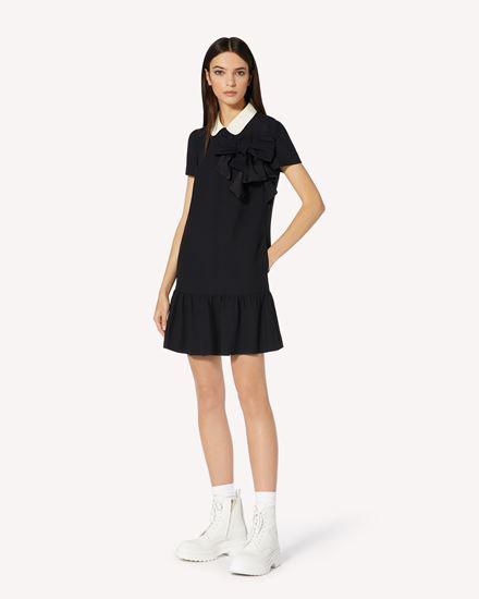 REDValentino 短款连衣裙 女士 VR3VAX800W7 0NA d