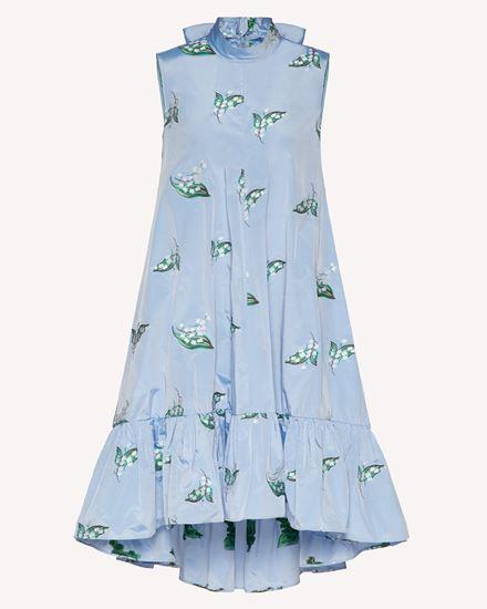 REDValentino 短款连衣裙 女士 VR3VAY355M7 198 a