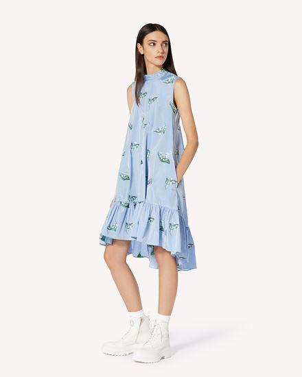 REDValentino 短款连衣裙 女士 VR3VAY355M7 198 d