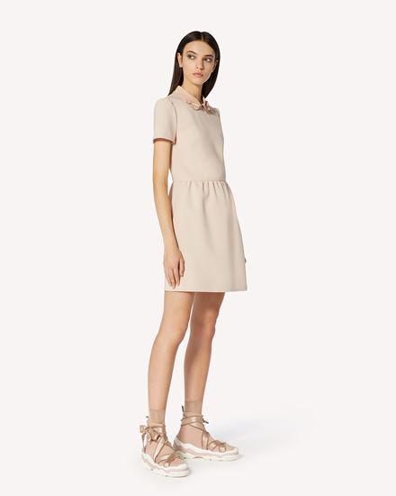 REDValentino 短款连衣裙 女士 VR3VAX005MH 377 d