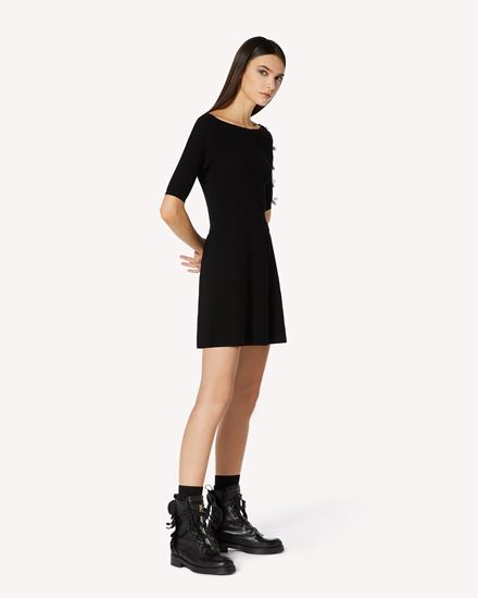 REDValentino 短款连衣裙 女士 VR3KD02I5NM 0NI d