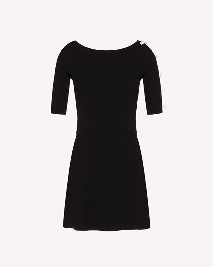 REDValentino 短款连衣裙 女士 VR3KD02I5NM 0NI a