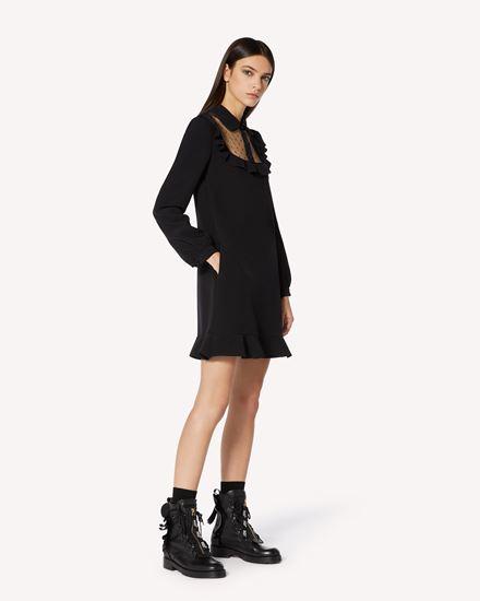 REDValentino 短款连衣裙 女士 VR3VAX705MF 0NO d
