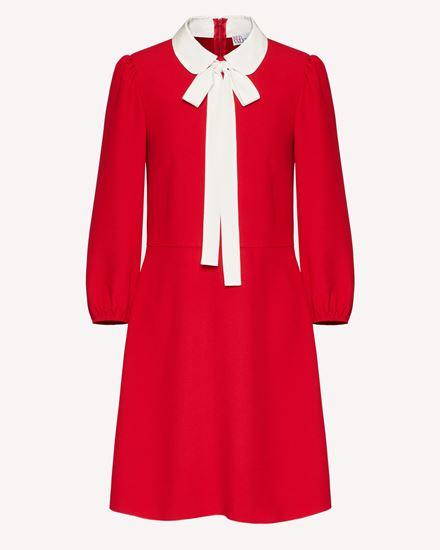 REDValentino 短款连衣裙 女士 VRCVAAZ54SA FW4 a
