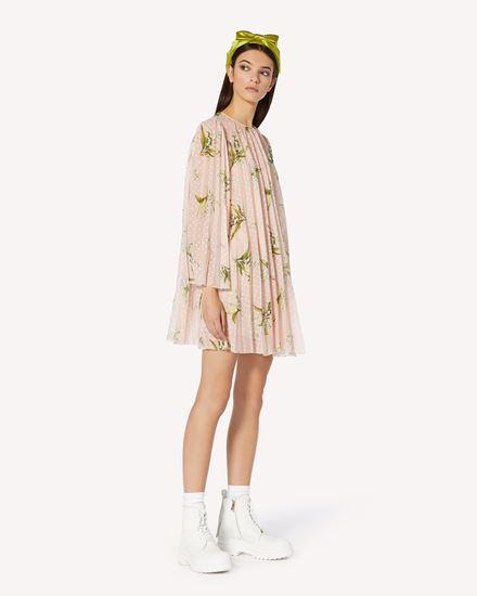 REDValentino 短款连衣裙 女士 VR3VAW605LV LZ5 d