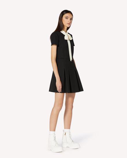 REDValentino 短款连衣裙 女士 VR3VAX90436 0NA d