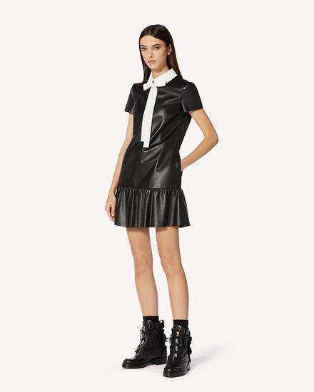 REDValentino 短款连衣裙 女士 VR3ND00Y4ST 0MG d