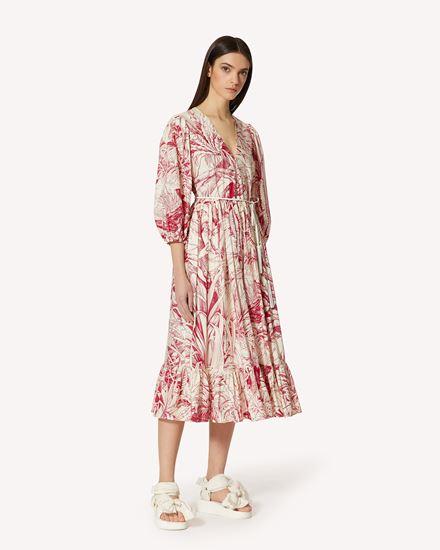 REDValentino 长款与中长款连衣裙 女士 VR0VAAU05SE A03 d