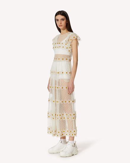 REDValentino 长款与中长款连衣裙 女士 VR0VA18C5TY A03 d