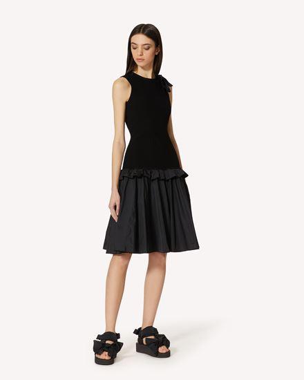 REDValentino 短款连衣裙 女士 VR0KD02D5UA 0NO d
