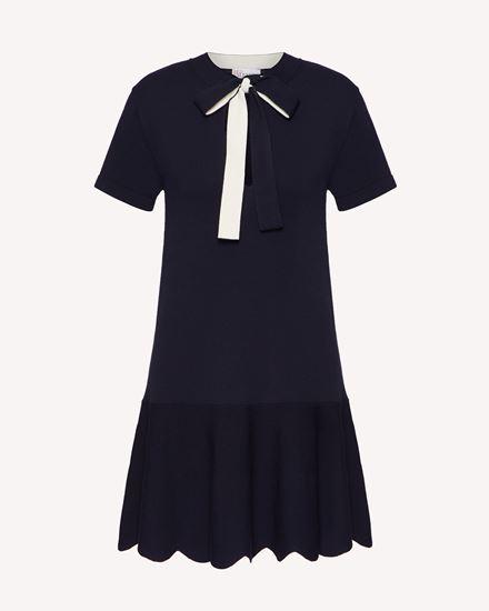 REDValentino 短款连衣裙 女士 VR0KD02Q5UF 022 a