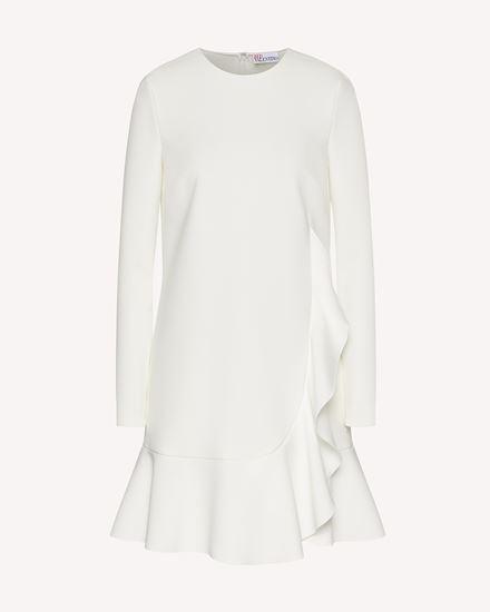 REDValentino 短款连衣裙 女士 WR3VAAL45LB 031 a