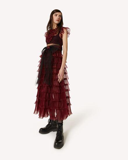REDValentino 长款与中长款连衣裙 女士 WR3VA18R630 AR0 d