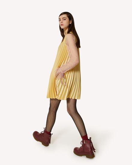 REDValentino 短款连衣裙 女士 WR3VAAR55Y5 A16 d