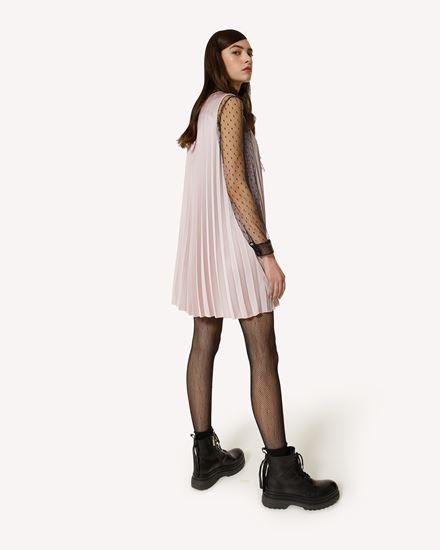 REDValentino 短款连衣裙 女士 WR3VAAR55Y5 R13 d