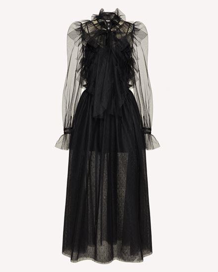 REDValentino 长款与中长款连衣裙 女士 WR3VABR05MM 0NO a