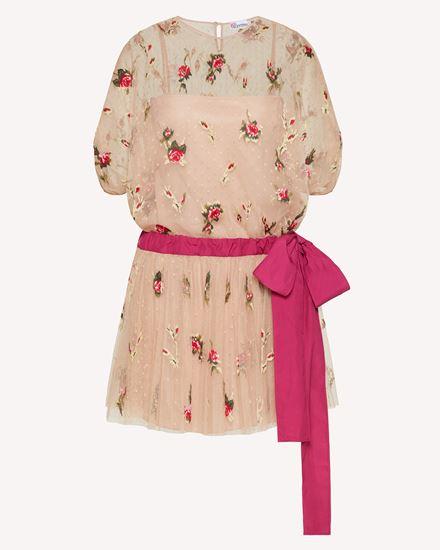 REDValentino 短款连衣裙 女士 WR3VA19A633 377 a