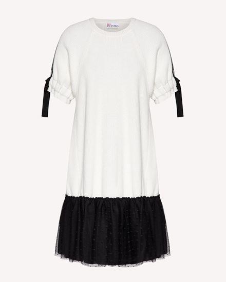 REDValentino 短款连衣裙 女士 WR3KD03E64F 0AN a