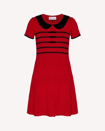 REDValentino 短款连衣裙 女士 WR3KD02X63U AI5 a