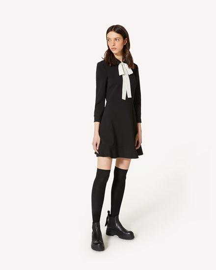 REDValentino 短款连衣裙 女士 WR0VACK95MJ 0MG d