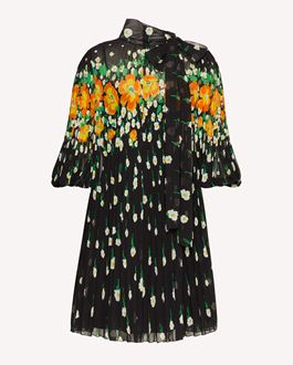 REDValentino 短款连衣裙 女士 WR3VABN5604 0NO a