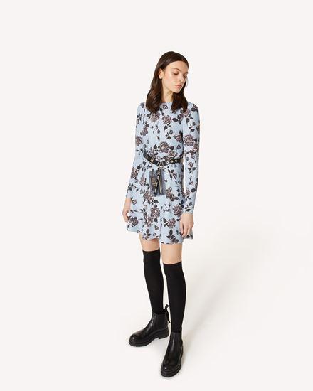 REDValentino 短款连衣裙 女士 WR0VACD065L B43 d