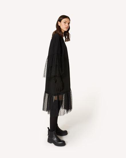 REDValentino 短款连衣裙 女士 WR0MJ07Z68P 0NO d