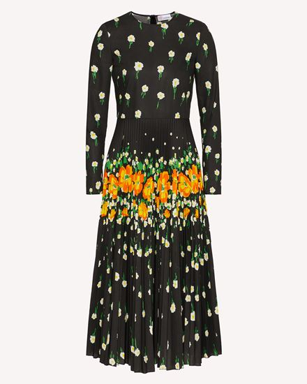 REDValentino 长款与中长款连衣裙 女士 WR3VAAR0606 0NO a