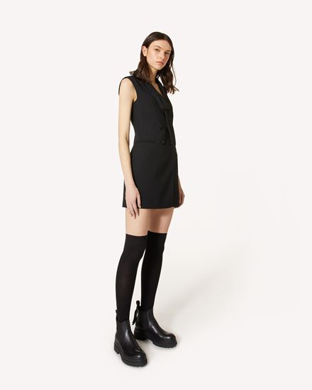 REDValentino 短款连衣裙 女士 WR0VACR0WBP 0NO d
