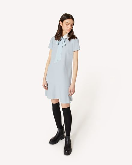 REDValentino 短款连衣裙 女士 WR0VAF054AY 0KX d