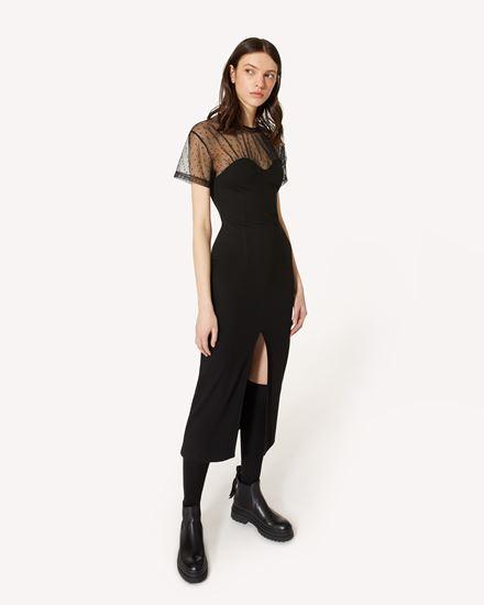 REDValentino 长款与中长款连衣裙 女士 WR0MJ07X681 0NO d