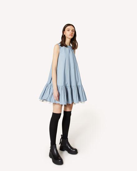 REDValentino 短款连衣裙 女士 WR0VACA94RM B43 d
