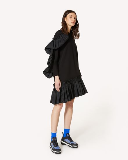 REDValentino Jersey Dresses_NONUSARE 女士 WR0MJ07T68L 0NO d