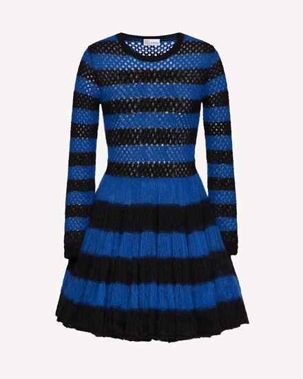 REDValentino 短款连衣裙 女士 WR0KD03N66W C88 a
