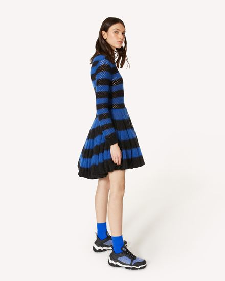 REDValentino 短款连衣裙 女士 WR0KD03N66W C88 d
