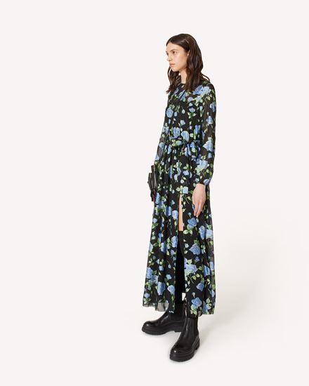 REDValentino 长款与中长款连衣裙 女士 WR0VABS065J 0NO d