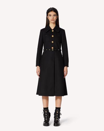 REDValentino 羊毛织物大衣