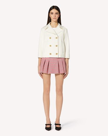 REDValentino 羊毛织物夹克