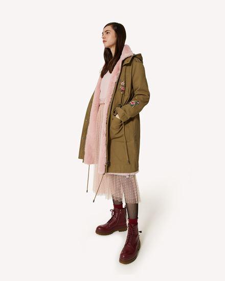 REDValentino 大衣 女士 WR3CK00S63F 825 d